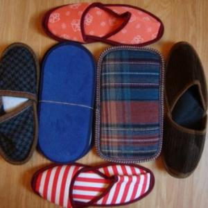 Chaussons patins pantoufles d appartement