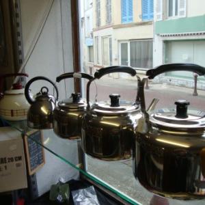bouilloire théiere bouillotte