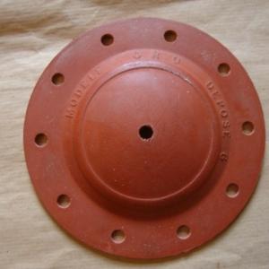 disque rouge Vermorel type européen